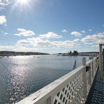 maine oceanfront hotels boothbay fishermans